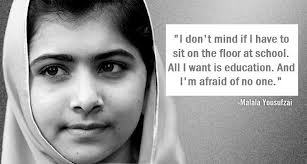 She has touched the hearts of millions, with her bold spirit and her liberating belief that girls everywhere have the right to an education. At age 11, as a child activist in Pakistan writing a blog for the British Broadcasting Corp., Malala Yousafzai defied the Taliban and denounced atrocities and oppression in the remote Swat Valley, her home. For years, she spoke up when others were cowed into silence.
