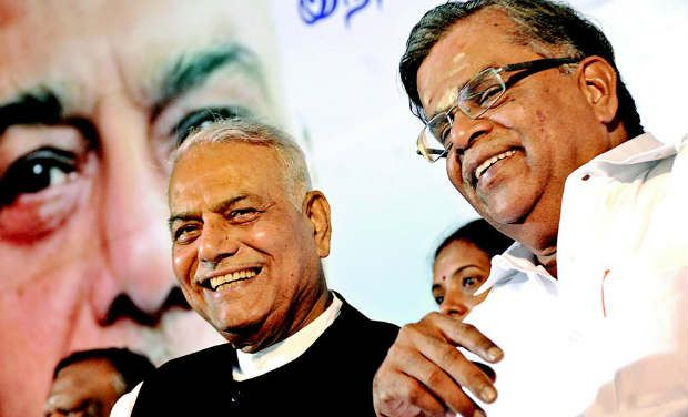 Tamil Eelam is not far away: Yashwant Sinha