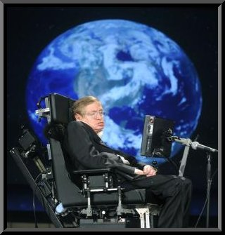 British scientist Stephen Hawking has decoded some of the most puzzling mysteries of the universe but he has left